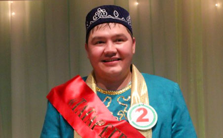 "In Udmurtia, a contest ""Tatar egete-2015"" is over"