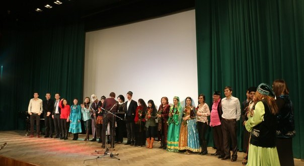 Turkic Culture Evening in Prague