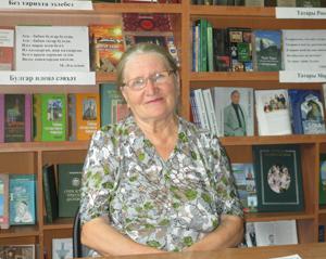 Организатор и деятель татарской культуры высокой квалификации