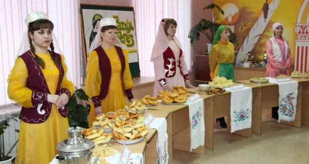Праздник татарской культуры в Саратовской области