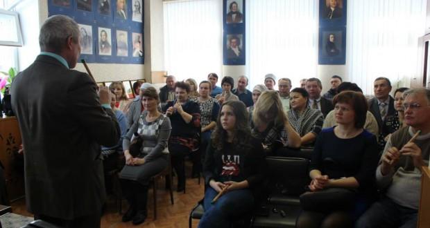 Курсы повышения для руководителей татарских творческих коллективов