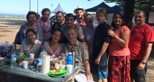 Австралия глазами московского татарина