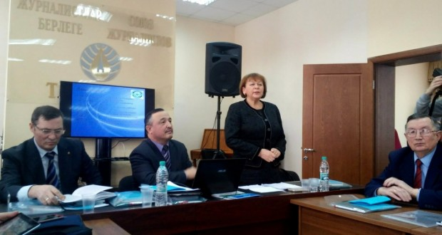 Татар журналистикасының бүгенге хәле һәм үсеше