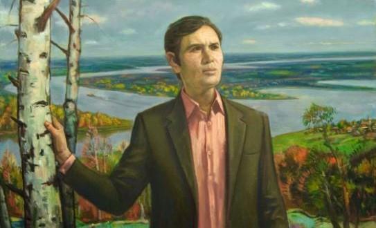 Новый портрет Ильгама Шакирова