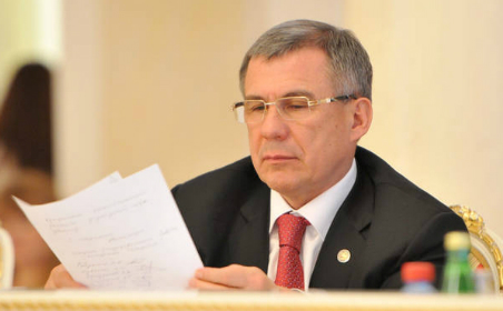 R. Minnikhanov has signed a decree on the celebration of the 95th anniversary of TASSR and the 25th anniversary of the new statehood of the RT