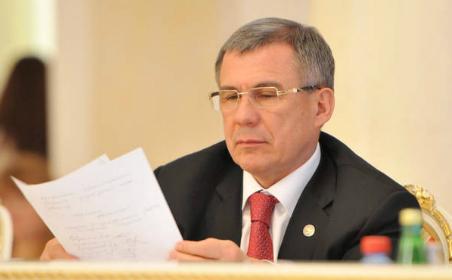 Рустам Минниханов подписал Указ о праздновании 95-летия ТАССР и 25-летия новой государственности РТ