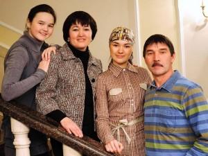 семья Тагировых