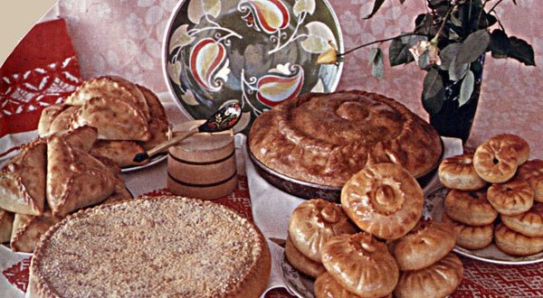 Days of Tatar cuisine in the Sverdlovsk region