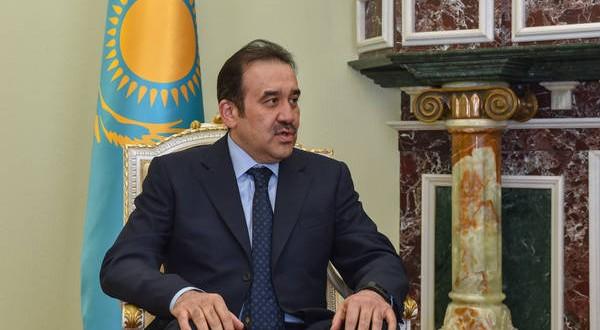 Премьер-министр Казахстана говорил в Казани по-татарски