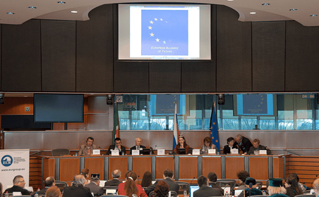 Татарлар – Европарламентта
