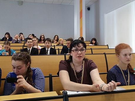 На финальные испытания олимпиады по татарскому языку и литературе приехали 500 учащихся из 10 стран мира и 22 регионов России