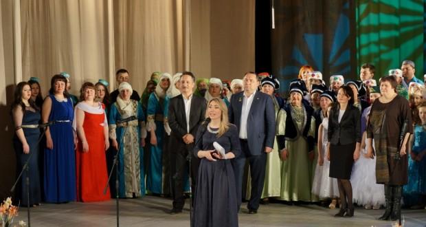В Екатеринбурге прошел фестиваль «Урал сандугачы — 2015»