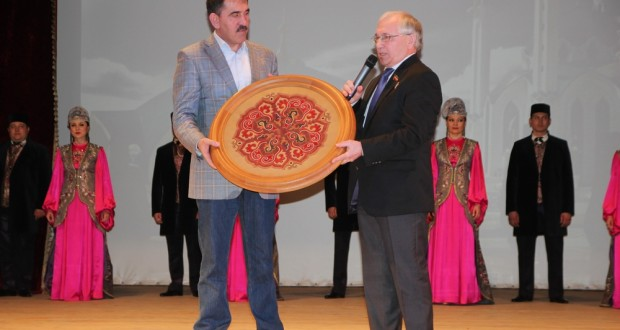 В Назрани прошел концерт мастеров искусств Татарстана
