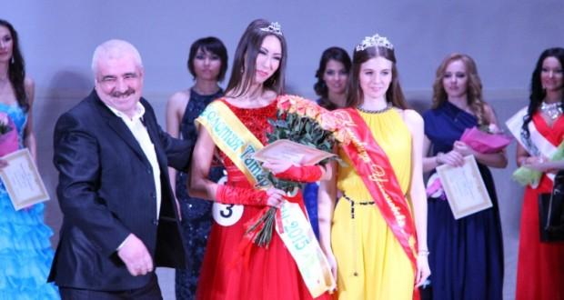 In Ulyanovsk Tatar beauty picked out