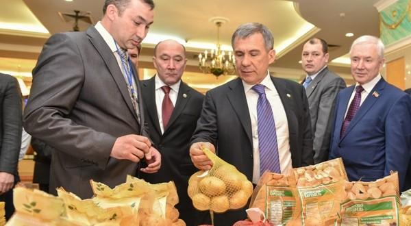 4 Всероссийский сход предпринимателей татарских сел