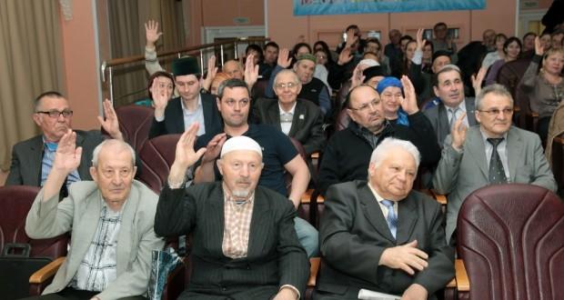 В Самаре прошло годовое собрание СОТО «Туган тел»