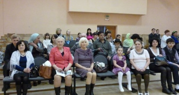 День татарской поэзии и культуры по — златоустовски