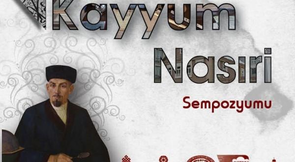 Әнкарәдә татар мәгърифәтчесе Каюм Насыйрига багышланган симпозиум үтте
