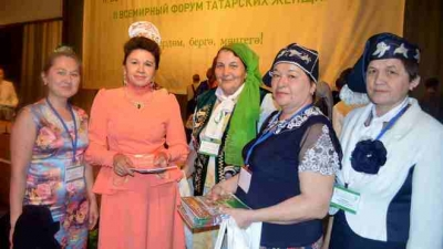 Татар хатын-кызлары Казанга җыела