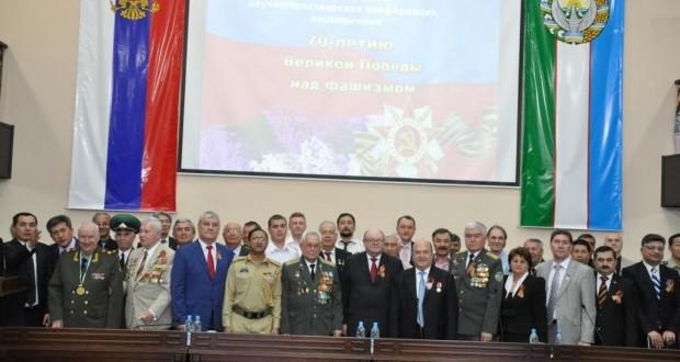 Генерал армии Махмут Гареев в Ташкенте