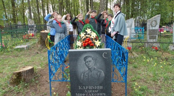 В Белоруссии почтили память Адгама Каримова