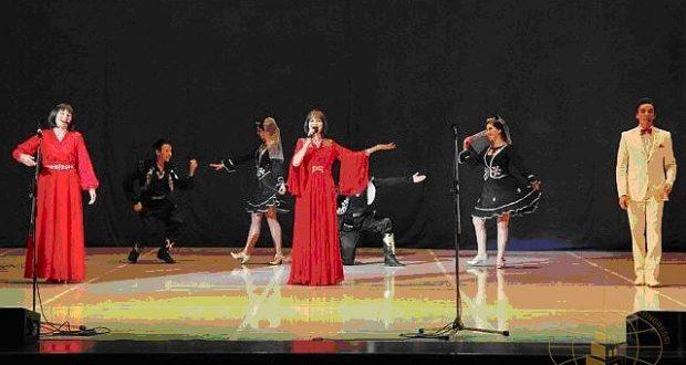 Концерт, посвящённый Дню памяти и почестей