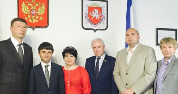 Республику Крым с рабочим визитом посетил Председатель Исполкома Всемирного конгресса татар Ринат Закиров
