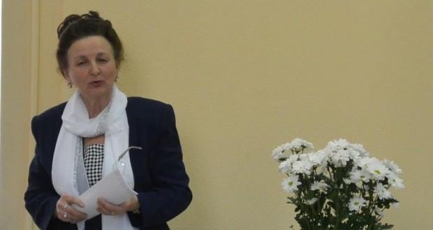 В «Татарской гостиной» состоялась поэтическая встреча с Халидой Гилазовой