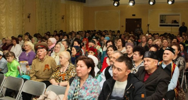 "In Udmurtia  a competition ""Yazgy Tamchy"" was held"