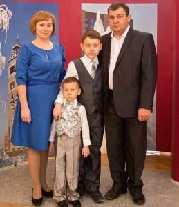 Сургут Садретдиновы
