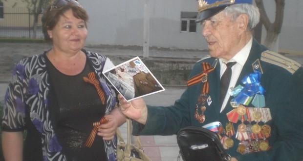 Посещение и поздравление ветеранов в Ургенче
