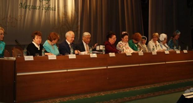 III Бөтендөнья татар хатын-кызлары форумыннан фоторепортаж