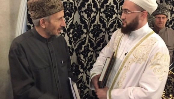 Лидер мусульман Татарстана провел встречи с муфтиями регионов России