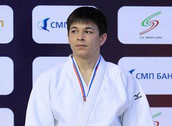 Дзюдоист из Татарстана Нияз Билалов победил на Кубке Европы