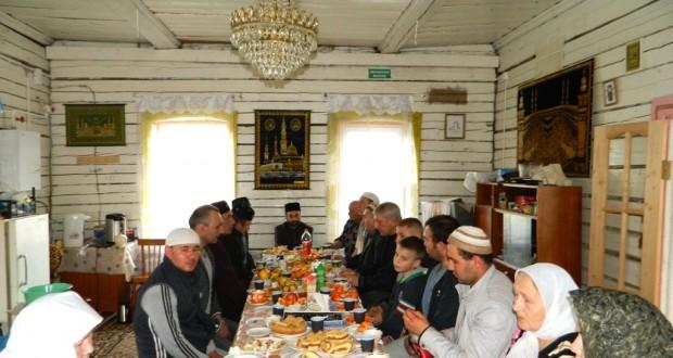 В Подлипках почтили память  мусульман — участников Великой Отечественной войны