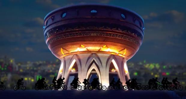 Вторая «Звездная велоночь» пройдет в Казани в ночь с 30 на 31 мая