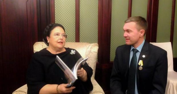 Татарское дворянское собрание Санкт-Петербурга организовало встречу с Главой Российского Императорского Дома