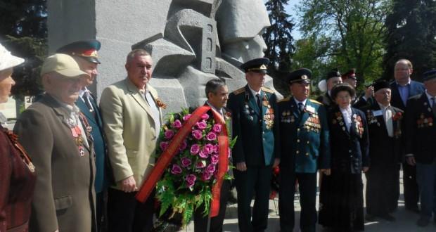 В Ярославле в гостях побывали ветераны ВОВ из Татарстана