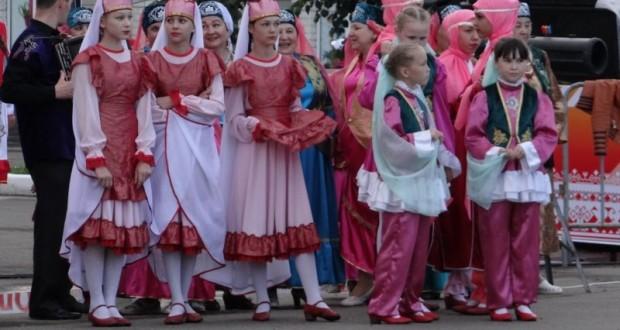 Международный фестиваль традиционной культуры и искусств тюркского мира «УРМАЙ-ЗАЛИДА»