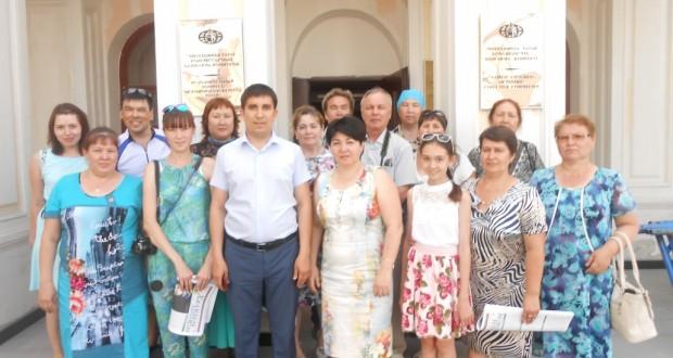 Төмән өлкәсендәге милләттәшләребез  татар эзләре буенча сәяхәт итә