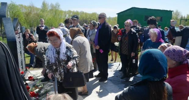 В Коломне открыт обелиск памяти татар погибших в ВОВ