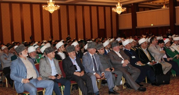 """RESOLUTION of VI All-Russia Forum of Tatar religious figures """"National Originality Identity and Religion"""""""