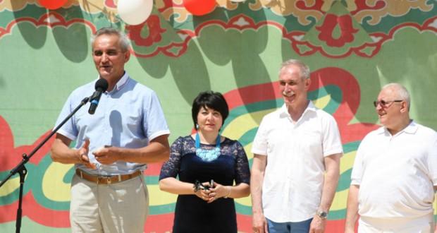 В Ульяновской области отметили татарский национальный праздник «Сабантуй»