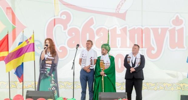 В Троицке с успехом прошел первый международный Сабантуй