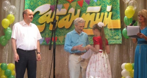 Детский Сабантуй в Пушкино