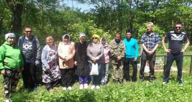 На острове Сахалин провели «Дань памяти предкам»
