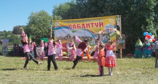 В Рязанской области отметили традиционный татарский праздник Сабантуй