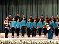 Молодежный камерный хор ТЮРКСОЙ исполнил песню на слова Габдуллы Тукая