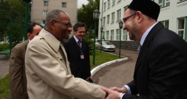 Президент Исламского банка развития стал почетным профессором Российского исламского института