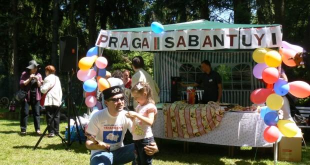 Чехиядә Сабан туе узды